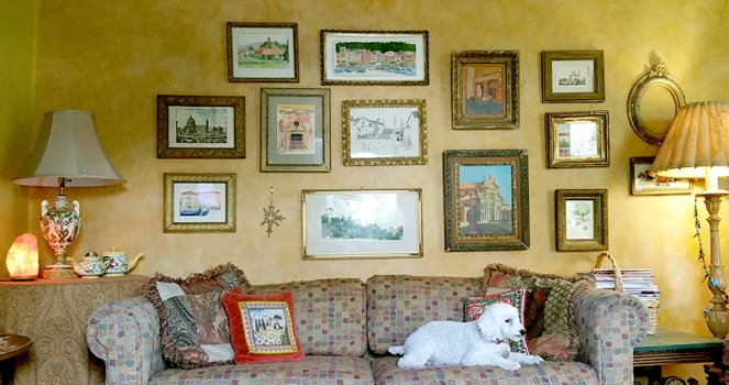 Collection #5: Antique Picture Frames – The Clutter Chronicles